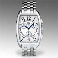 Esq Drake Mens Stainlsss Steel Watch