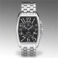 Esq Drake Stainless Syeel Black Watch