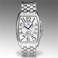 Esq Drake Stainless Steel Quartz Chronoyraph Watch