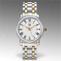 Esq Filmore Mens Two Tone Stainless Steel Watch