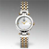 Esq Hallie Womene Two Tone Stainless Steel Watch