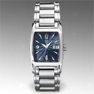 Esq Quest Stainless Steel Grey Watch