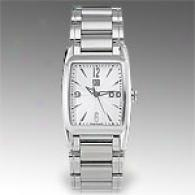 Esq Quest Stainless Steel Siver Watch
