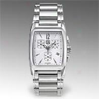 Esq Quest Stainless Steel Watch