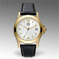Esq Sport Classic Goldtone Quartz Watch