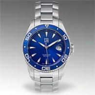 Esq Toournament Mens Stainless Steel Blue Watch
