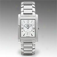 Esq Venture Mens Stainless Steel Silver Watch
