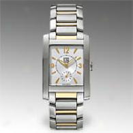 Esq Venture Two Tone Quartz Watch