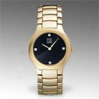 Esq Verve Goldtone Watch
