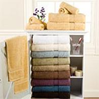 Essential 700g 6pc Towel Set With Bonus Washcloths