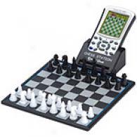 Excalibur Chess Station & Traveling Unit