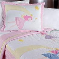 Fairy Tales Cotton Quilt Set