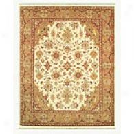 Feizy Antolya Beige And Gold Hand-knotted Rug