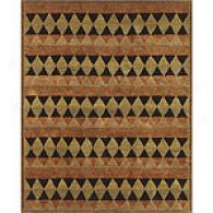 Feizy Contour Multi Colored Wool Rug
