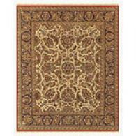 Feizy Edmonton Cream/charcoal Haand Knotted Rug