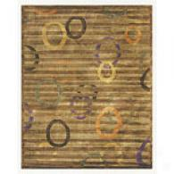 Feizy Keystone Multi Hand-knotted Rug