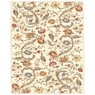 Feizy Parisian Ivory Hand-tufted Wool Rug