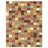 Feizy Pyramid Multi Hand-knotted Rug