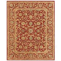 Feizy Stanford Red Hand-tufted Wool Rug