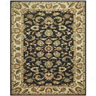 Feizy Tyndale Black & Ivory Hand-tufted Wool Rug