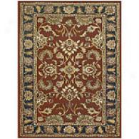 Feizy Tyndale Red & Ships of war Hand-tufted Wool Rug