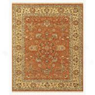 Feizy Wimbledon Cinnamon And Gold Hand-knotted Rug