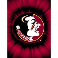 Florida State University 60in X 80in Throw