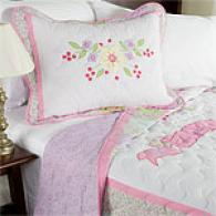 For A Beautifui Princess Quilt Set