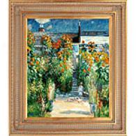 Framed Monet