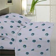 Gerbera Daisy 200tc Egyptian Single Fold Sheet Set