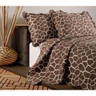 Giraffe 100% Cotton Quilt Set