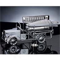 Godinger 10pc Fire Truck Bar Tool Set