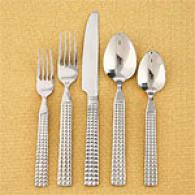 Godinger Dynasty 40pc 18/10 Flatware Set