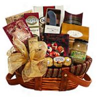Gourmef Lovers Gift Basket