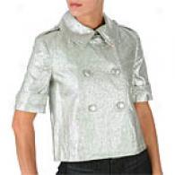 Gryphon Sila Demi Veil Luna Tulle Jacket
