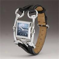Gucci Mini Signoria 116 Series Black Watch