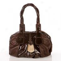 Gustto Cala Patent Leather Sack