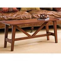 Hampton Bench Coffee Table