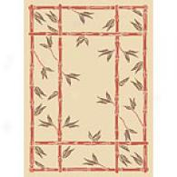 Concord  Collection Bamboo Indoor/outdoor Rug