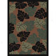 Harmony Assemblage Philodendron Indoor/ougdoor Rug
