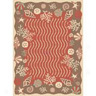 Harmony Collection eSa Shells Indoor/outdoor Rug