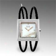 Hugo Boss Swing Mother Of Pearl Rhombus Watch