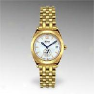 Hugo Boss Women's Gold-tone Stainless Steel Watch