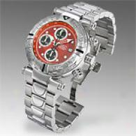 Invicta Mens Stainless Steel Limited Series Watch