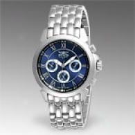 Invicta Stainless Steel Multi-function Watch