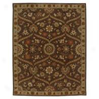 Iskon Mushroom And Sand Hand Tufted Wool Rug