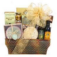 Italian Delights Gift Basket
