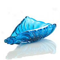 Italian Shell Centerpiece Bowl