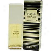 Ivoire De Balmain 3.3oz Eau De Toilette Spray