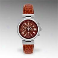Jacaues Lemans Men's Chronograph Watch